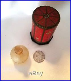A'suma By Coty Vintage Perfume Bottle Presentation C. 1934 With Box, Must See