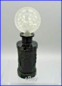 Beautiful Vintage Hoffman Czech. Figural Perfume Bottle