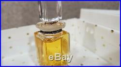 CARON Paris OR ET NOIR 7.5 ml Parfum Rare Perfume Vintage Fragrance Mini Bottle