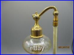 DeVilbiss Vintage Perfume Bottle Atomizer 1928