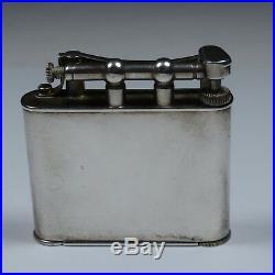 Dunhill Lighter Compact Vintage Art Deco Tobacciana London c. 1930