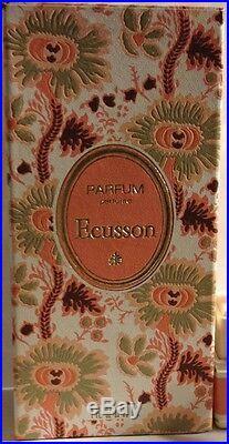 Ecusson Parfum 1oz. By Jean D'Albret. Vintage unopened bottle