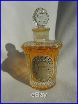Guerlain Apres L'ondeerare Vintage Perfume Bottle Full 9cm 3.5inch 40ml 1,35oz