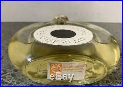 Guerlain Paris Liu Vintage Bottle Perfume Eau De Cologne Full+box