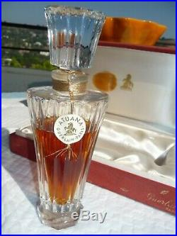 Guerlain Vintage Atuana Perfume Bottle with Box