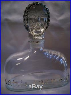 HATTIE CARNEGIE PERFUME No 7 FLACON DE PARFUM 1938 VINTAGE PERFUME BOTTLE