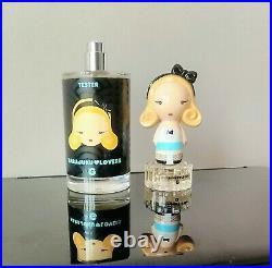 Harajuku lovers G FULL BOTTLE EDT 100+10ml Vintage Discontinued Perfume Rare New