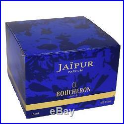 Jaipur Boucheron Womens Vintage Perfume Bracelet Bottle Made In Switzerland 1994