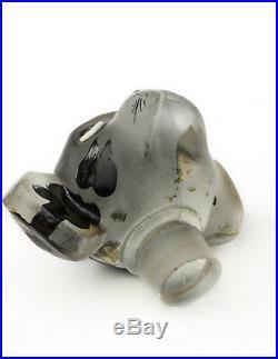 Jovoy Allez. Hop! Vintage Figural Commercial Perfume Bottle Allez Hop Glass