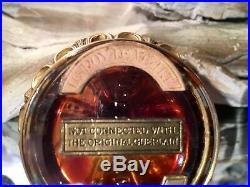 LE ROY LE VEULT by MARCEL GUERLAIN VINTAGE PERFUME BOTTLE EMPTY RARE