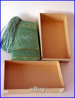 La Nuit de Noel Antique Vintage Caron Perfume Bottle Original Boxes