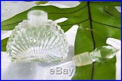 Lovely Vintage Czech Perfume/Scent BottleDauber IntactSignedCollectibleMINT