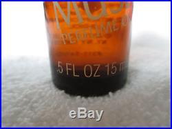 NEW Vintage Coty Wild Musk Perfume Oil 1/2 fl oz Bottle 100% Full RARE Original