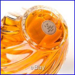 Nina Ricci L'Air du Temps Perfume 43OZ Lalique Doves Bottle Not Factice! Vintage