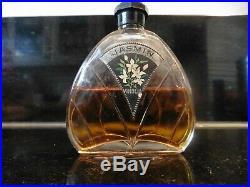 RARE Vintage'VINOLIA' Perfume Presentation