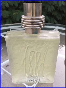 Rare Vintage Very Large Store Display Perfume Bottle Nino Cerruti 1881