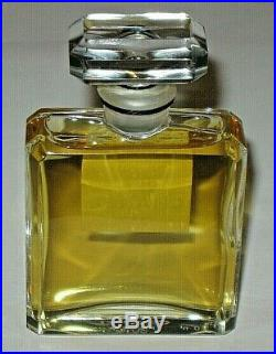 SALE Vintage Perfume Bottle Chanel No 5 Bottle/Boxes 1 OZ Post 1986 Sealed Full