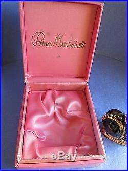 Stradivari Vintage Prince Matchabelli 1/2 oz Pure Perfume Sealed Bottle in Box