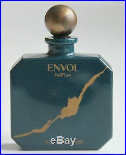 Ted Lapidus Envol pure parfum 15 ml Bottle Vintage very rare
