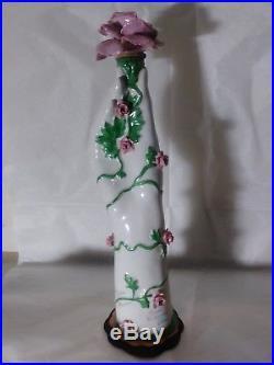 Very Rare Antique Perfume Bottle 1939 Jean Desprez Votre Main 10 Vintage