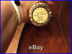 Vintage 1980s Guerlain, L'Heure Bleue EAU De Toilet Perfume 93 ml Bottle 95%