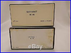 Vintage CHANEL No 5 MM 2 oz / 60 ml Extrait Parfum / Perfume, Sealed Bottle