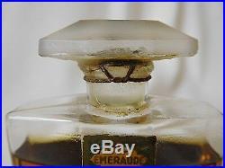 Vintage COTY EMERAUDE 0.80 oz Parfum / Perfume Sealed Bottle