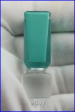 Vintage Caron Perfume Bottle Les Pois Senteur de Chez Moi, c1926, numbered
