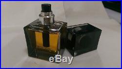 Vintage Christian Dior Homme Intense 1.7oz Men's Perfume Used Bottle 2007 (7H01)