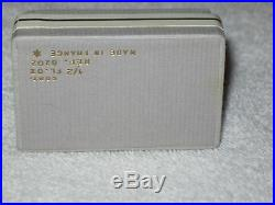 Vintage Christian Dior Miss Dior Perfume Bottle/Box 1/2 OZ Sealed 3/4 Full