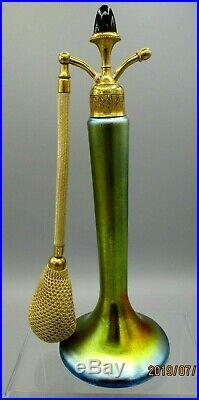 Vintage DeVilbiss Perfume Bottle Atomizer Aurene