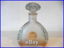 Vintage French Perfume Bottle'Le Narcisse Du Printemps