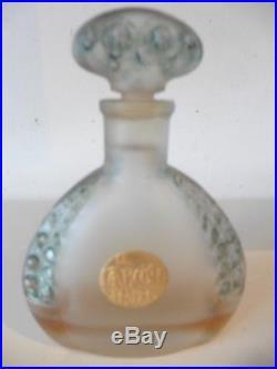 Vintage French Perfume Bottle'Le Narcisse Du Printemps' Possibly Viard