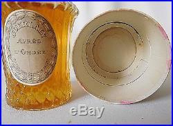 Vintage GUERLAIN APRES L'ONDEE 2.7 oz / 80 ml Parfum / Perfume Bottle
