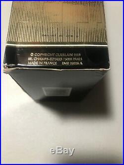 Vintage GUERLAIN Jicky Eau de Toilette EDT Perfume Splash Bottle France 8.5 Oz