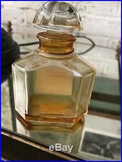 Vintage GUERLAIN KADINE Parfum / Perfume, BACCARAT, Extremely Rare bottle