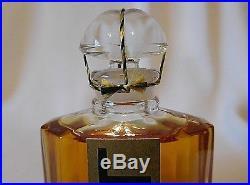 Vintage GUERLAIN LIU 1 OZ PARFUM / PERFUME, Sealed Bottle, Very Rare