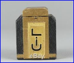 Vintage GUERLAIN Liu c1929 perfume bottle in original box