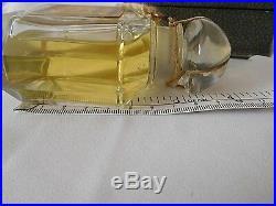Vintage GUERLAIN UNE ROSE 2.7 oz / 80 ml Parfum / Perfume, Sealed Bottle, Rare