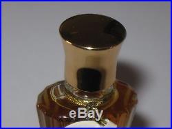 Vintage Guerlain Mitsouko Perfume Bottle & Box Sealed, 1/4 OZ 7.5 ML Full #3