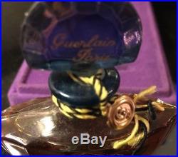 Vintage Guerlain Shalimar 1/3 ounce Perfume Sealed Bottle withOriginal Box France