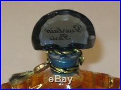 Vintage Guerlain Shalimar Perfume Bottle 1/2 OZ Sealed/Full 1983 #2