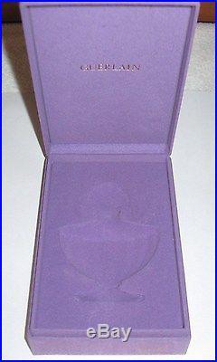 Vintage Guerlain Shalimar Perfume Bottle/Purple Box 1 OZ 30 ML Sealed/Full, #1