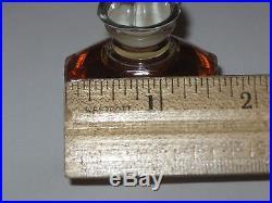 Vintage Guerlain Vol De Nuit Perfume Bottle & Box 1/2 OZ, 15 ML Unused Full