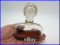 Vintage Hattie Carnegie Figural Perfume Bottle Large Size