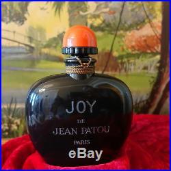Vintage JOY DE PATOU Oversized Store Display Dummy Factice Bottle Jean Patou