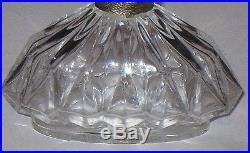 Vintage Jean Patou Joy Perfume Bottle 1 OZ Baccarat Limited Edition 2 3/4 Ht