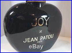 Vintage Jean Patou Joy Perfume Factice Dummy Store Display Bottle