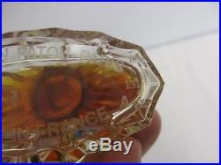 Vintage Jean Patou Paris Baccarat Bottle Joy Parfum 1 Oz Sealed 2 3/4 High