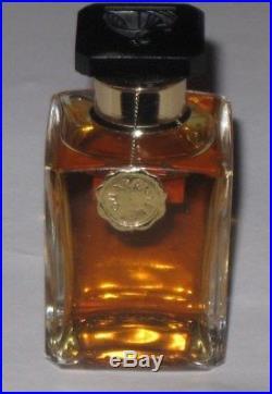 Vintage Jeanne Lanvin Perfume Bottle/Box My Sin Parfum 1 OZ Sealed Full